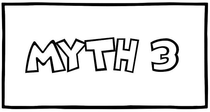 Myth #3: My supply partner told me not to worry about unusual click or impression patterns, because I'm only paying for conversions.