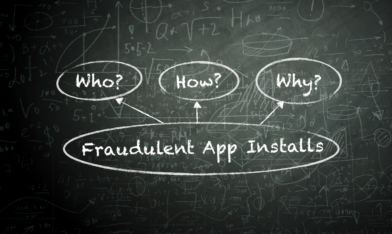 The Who, How and Why of App Install Fraud